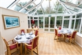 Claydon House dining area