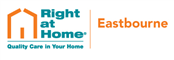 Service logo for Right at Home Eastbourne