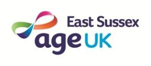 Age UK East Sussex logo