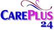 Service logo for CarePlus 24